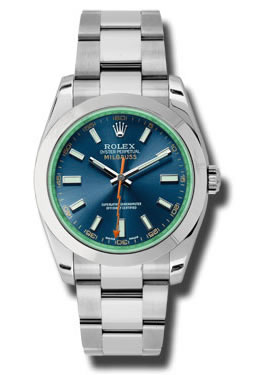 Rolex Milgauss Oyster Perpetual Watch