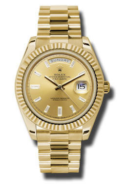 Rolex Oyster Perpetual Day-Date 40mm 18K Yellow Gold Watch