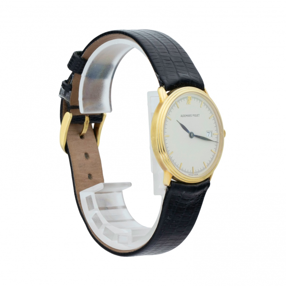 AP CLASSIC 18KT YELLOW GOLD 31MM