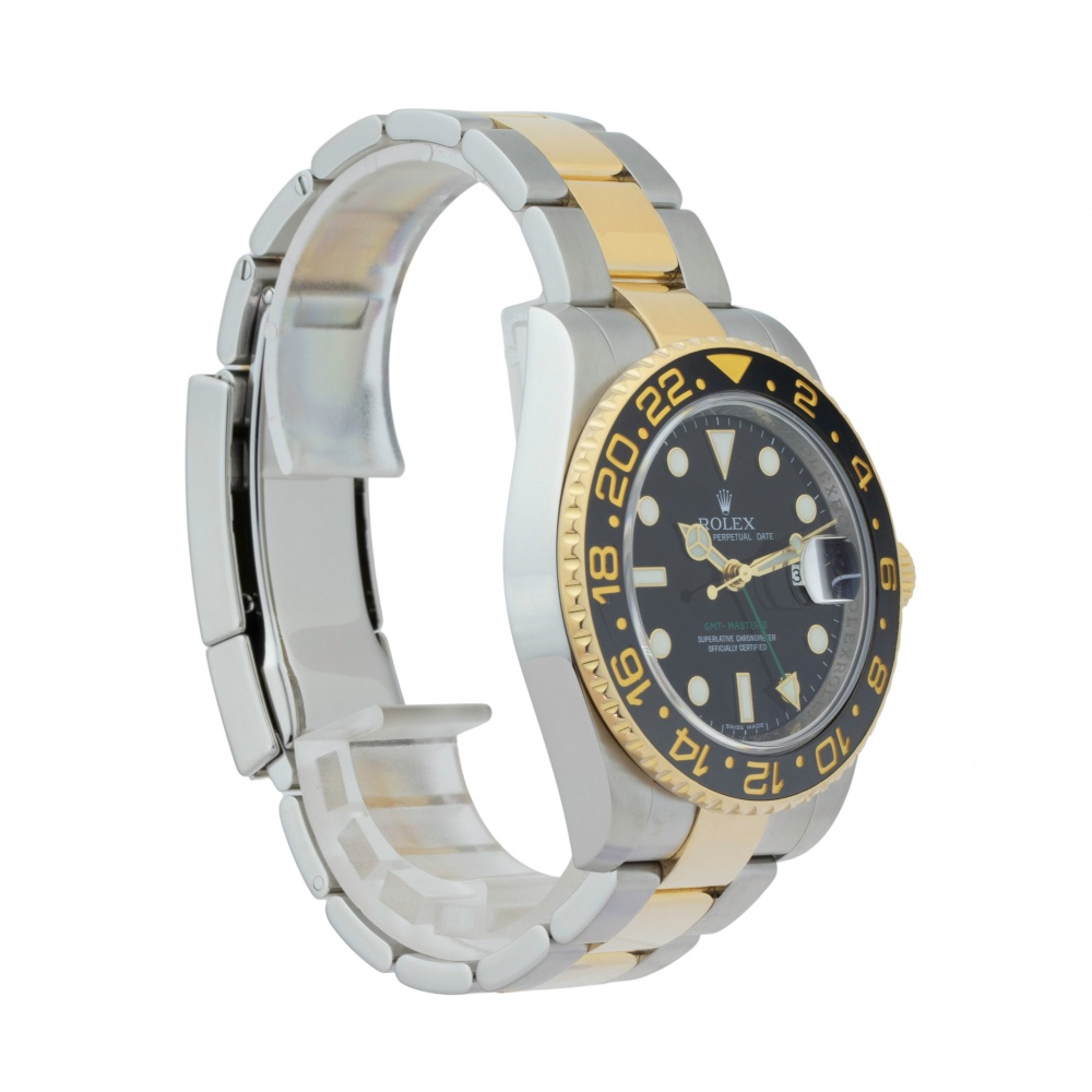 ROLEX GMT-MASTER II 116713 TWO-TONE