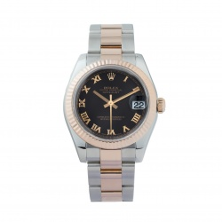 ROLEX DATEJUST 31 178271 TWO-TONE ROSE GOLD